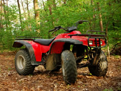 Arcadia Off Road Vehicle insurance